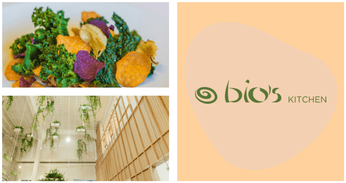 bio's kitchen