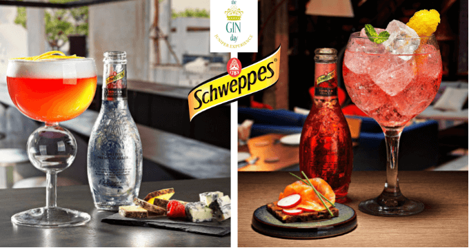 Schweppes - the GIN day