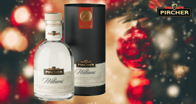Pircher - Acquavite di pere Williams