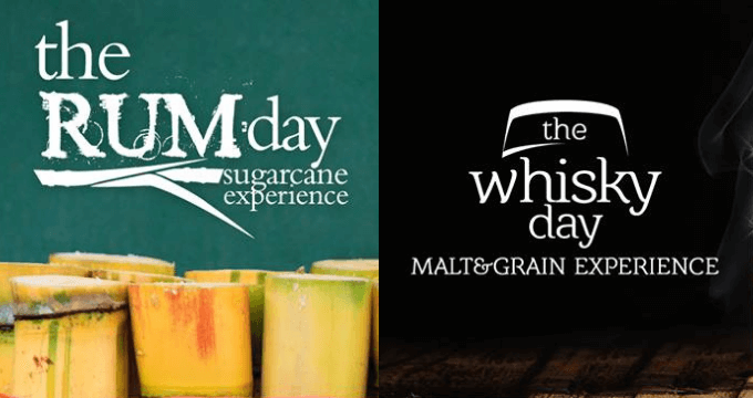 The Rum Day 2018 - The Whisy Day 2018