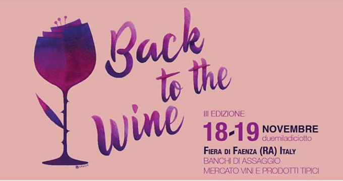 Back to the Wine