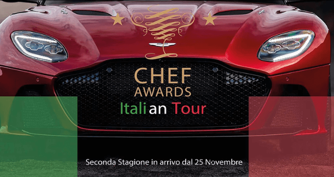 Chef Awards Italian Tour
