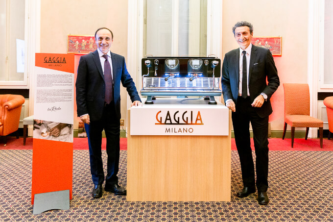 Gaggia, Evoca Group