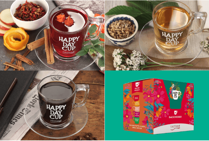 Natfood Happy Day Cup