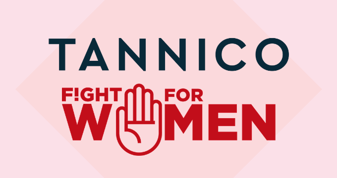 tannico, action aid. fight for women
