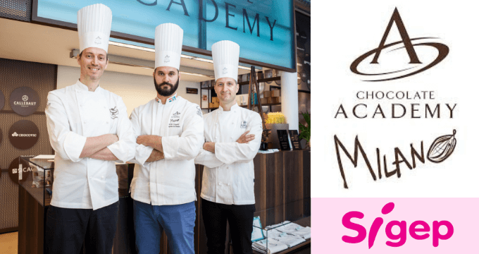 Chocolate Academy Milano - Sigep 2019