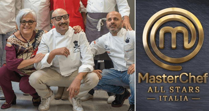 Michele Cannistraro Masterchef all Stars 2019