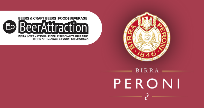 Birra Peroni - Beer Attraction