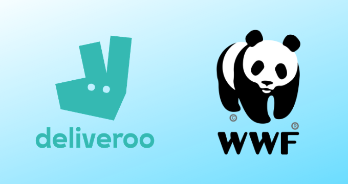 Deliveroo WWF - No Shark Fin
