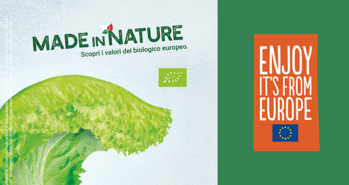 Made in Nature - Enjoy it's from Europe