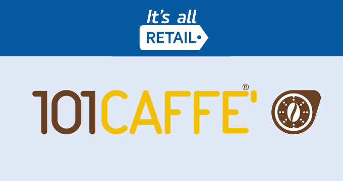 101 caffe' - it's all retail