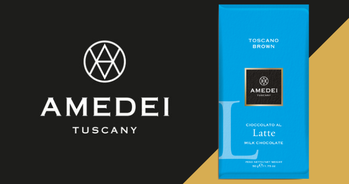 Amedei - Toscano Brown