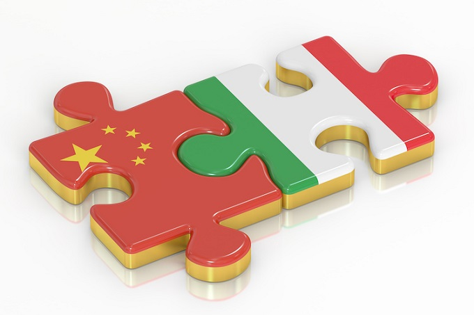 export agroalimentare cina