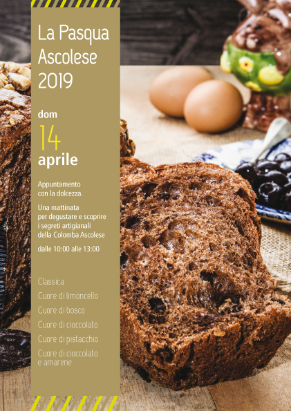 Colomba Day, Ascolese