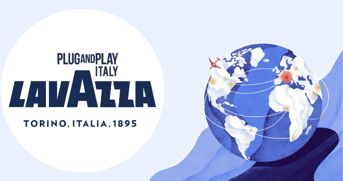 Lavazza, Plug and play Italy