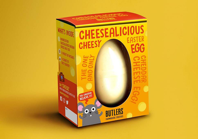 Sainsbury's,Cheesalicious Easter Egg