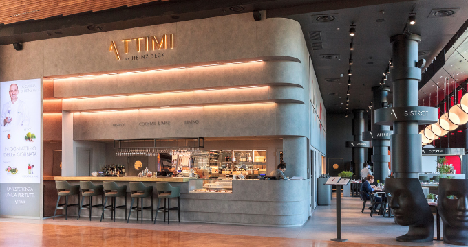 Attimi by Heinz Beck - Cocktail Bar