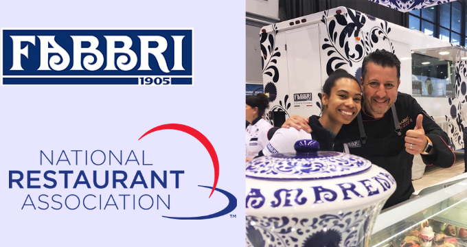 Fabbri 1905 - National Restaurant Association show 2019
