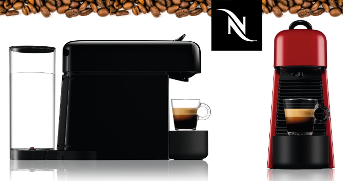 Nespresso - Essenza Plus