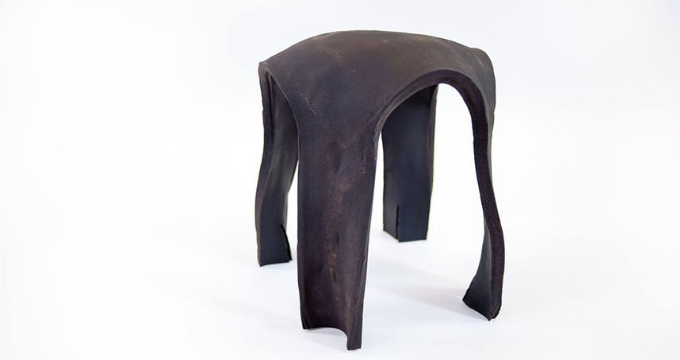 sgabello re.bean coffee stool