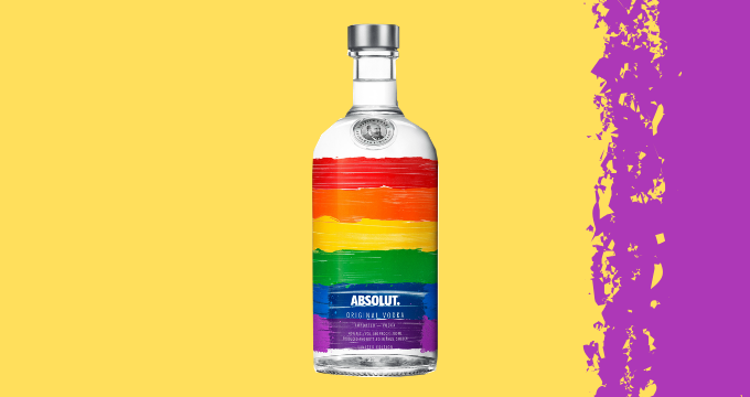 ABSOLUT. Vodka