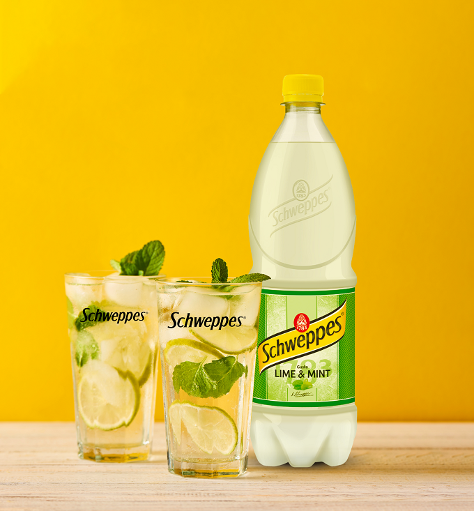 Schweppes Lime&Mint