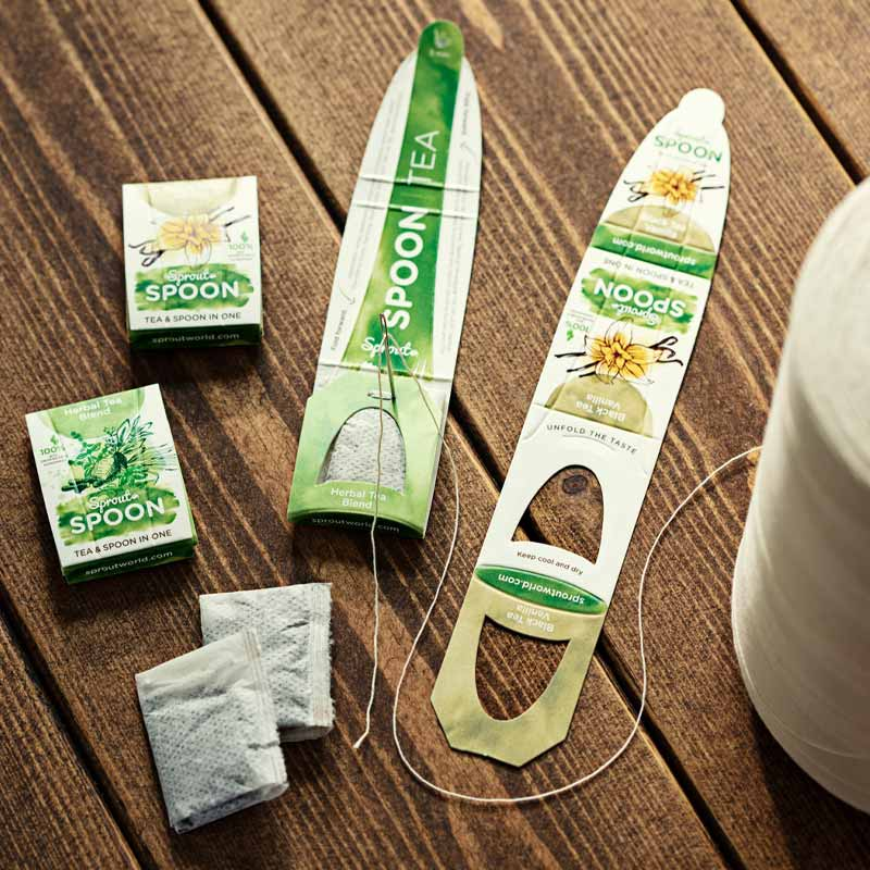 Sprout Spoon Tea