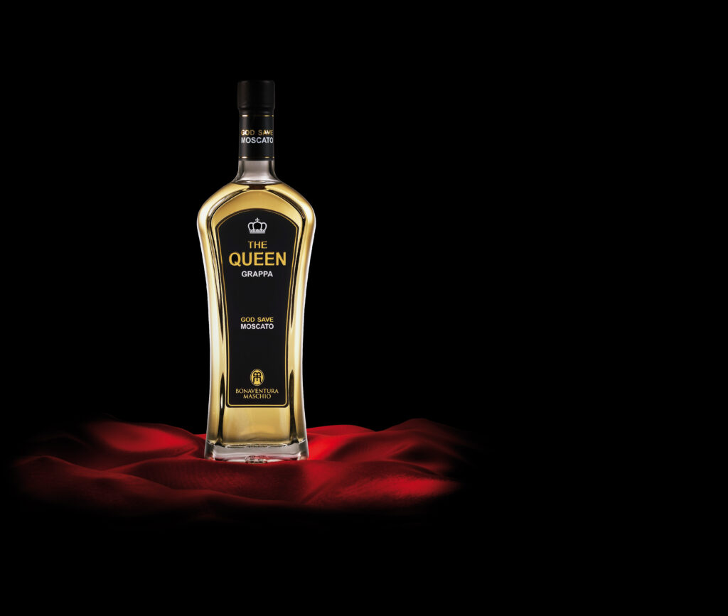 The Queen - grappa Bonaventura Maschio