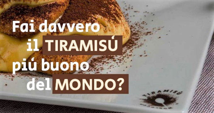 Tiramisù World Cup