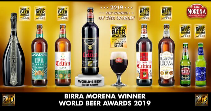 Birra Morena - World Beer Awards 2019