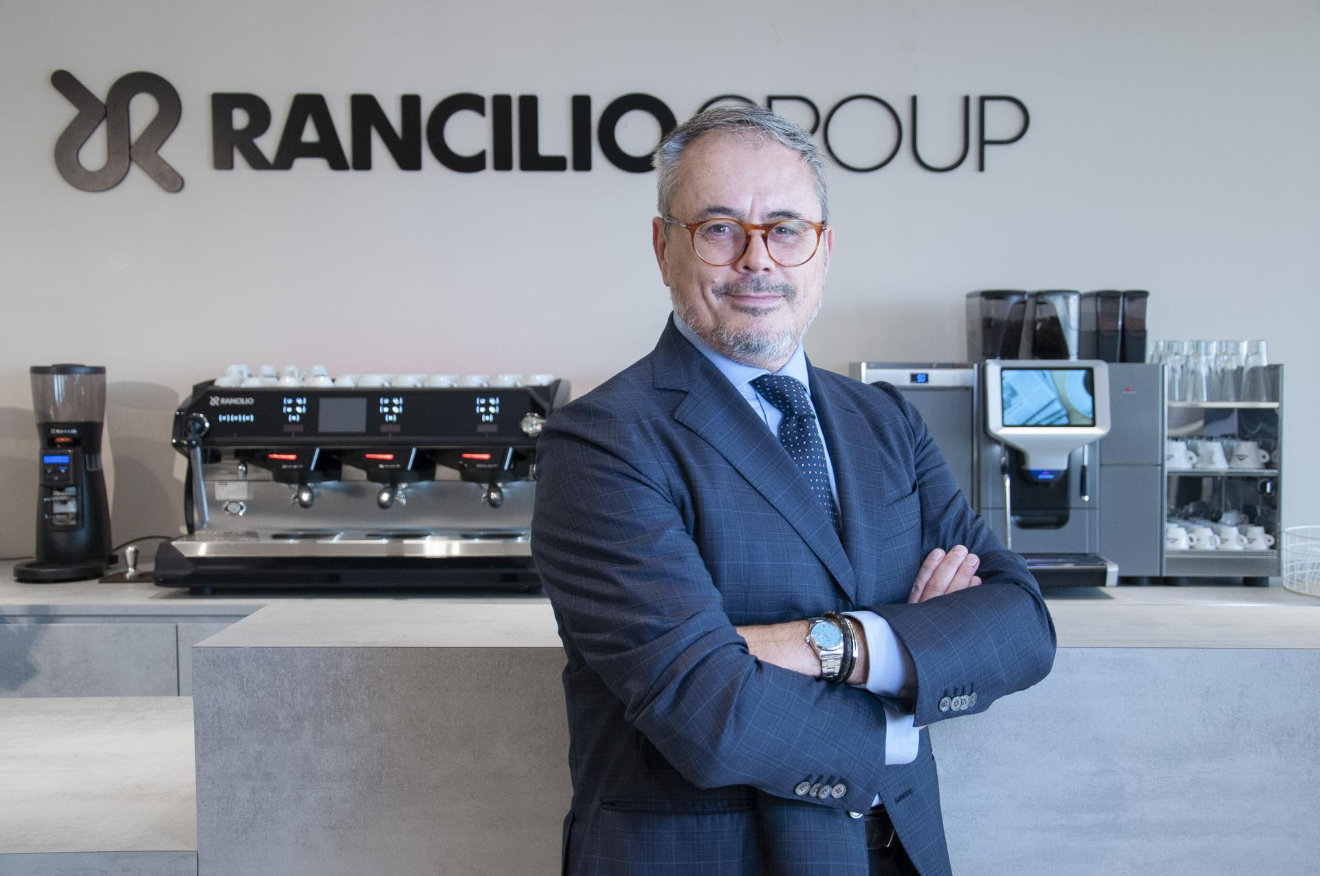 Rancilio Group - Ruggero Ferrari