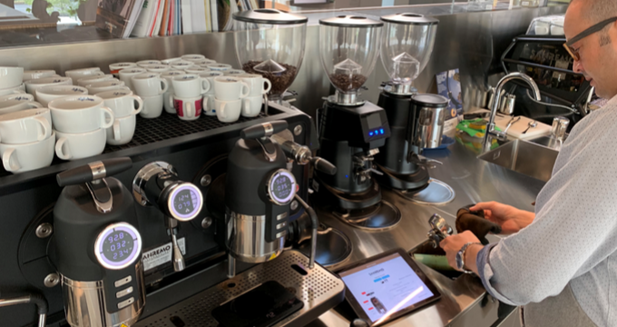 Sanremo Coffee Machines - Diemme