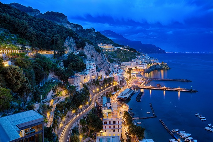 NH Collection Grand Hotel Convento Amalfi