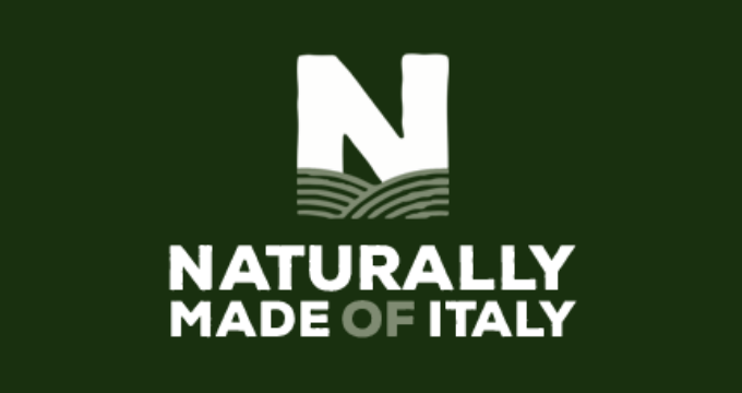 naturally made of italy