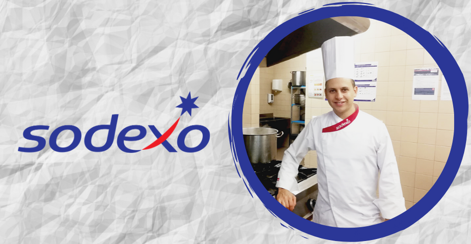 sodexo, Miguel Rodriguez San Martin, Global Chef