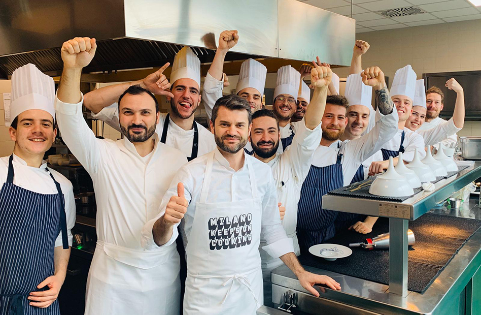 Milano Keeps on cooking, Alessia Rizzetto