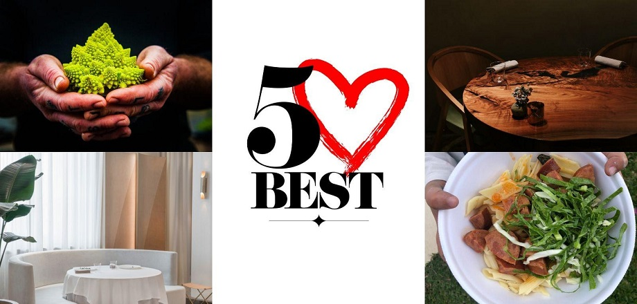 """The World`s 50 Best Restaurants lancia """"50 Best for Recovery"""""""